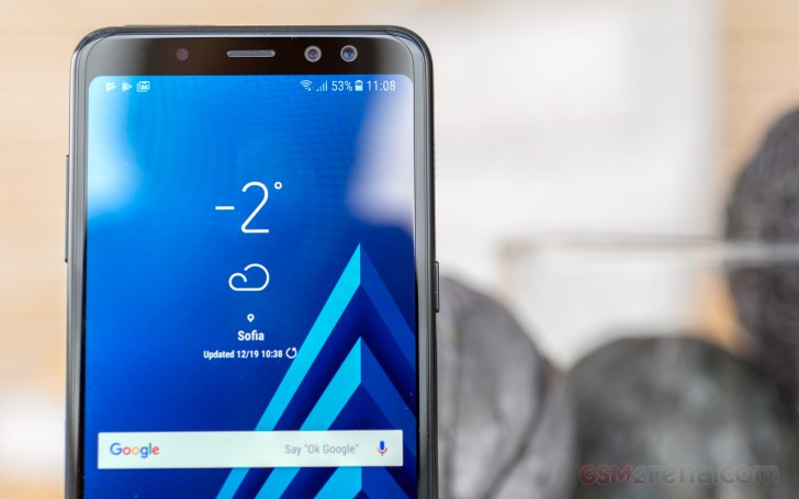 Samsung Galaxy A8 (2018) hands-on review