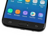 the keys - Samsung Galaxy J7 (2017) review
