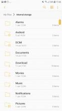 My Files - Samsung Galaxy J7 (2017) review