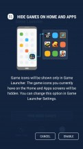 Game Launcher and Game Tools - Samsung Galaxy J7 Pro review