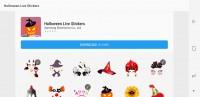 Sticker downloads - Samsung Galaxy Note8 review