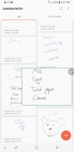 Samsung Notes: Preview - Samsung Galaxy Note8 review