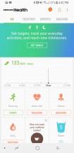 Samsung Health - Samsung Galaxy S8 Active review