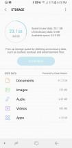 Storage - Samsung Galaxy S8 Active review