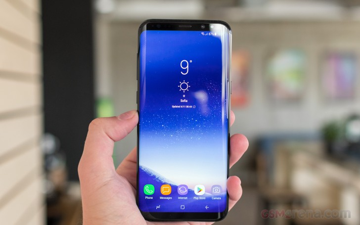 Samsung Galaxy S8+review
