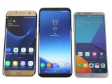 Galaxy S7 and S8+ - Samsung Galaxy S8+review