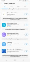 Galaxy Apps - Samsung Galaxy S8+review