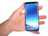 In the hand - Samsung Galaxy S8 review