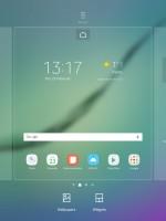 Editing panes - Samsung Galaxy Tab S3 9.7