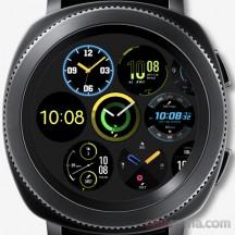 Tizen 3.0 full screen honeycomb - Samsung Gear Sport review