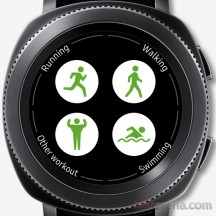 Multi-workouts - Samsung Gear Sport review