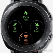Health summary - Samsung Gear Sport review