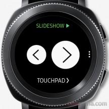 PowerPoint controller - Samsung Gear Sport review