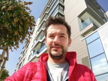 Selfie samples - f/2.0, ISO 125, 1/950s - Sony Xperia XA1 Plus review