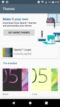 Xperia themes - Sony Xperia XA1 Plus review