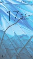 Lockscreen - Sony Xperia XA1 Ultra review