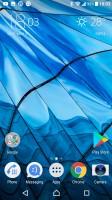 Homescreen - Sony Xperia XA1 Ultra review