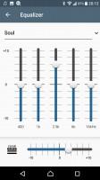 Audio settings - Sony Xperia XA1 Ultra review