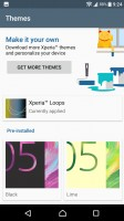 Xperia themes - Sony Xperia XA1 review