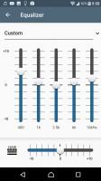 Audio settings - Sony Xperia XA1 review