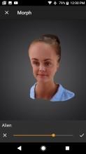 3D Creator app - Sony Xperia XZ1 review