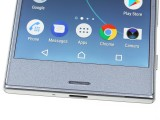The front of the Sony Xperia XZs - Sony Xperia XZs review