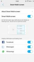 Smart Multi-screen - Vivo V5 review
