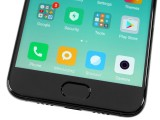 The Home key is below the screen - Xiaomi Mi 6 review