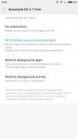 Managing a single app - Xiaomi Mi 6 review