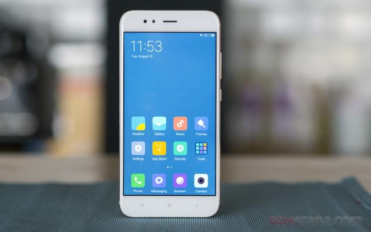 Xiaomi Mi 5X review