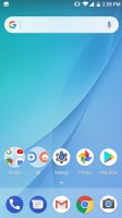 Home screen - Xiaomi Mi A1 review