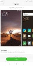 Themes - Xiaomi Mi Mix 2 review