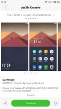 Powerful Theme engine - Xiaomi Redmi 4a review