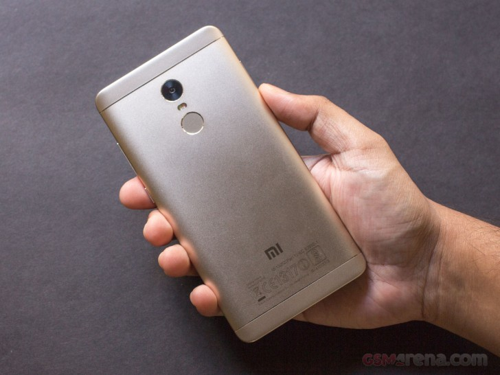 Xiaomi Redmi Note 4 preview