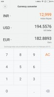 Calculator - Xiaomi Redmi Note 4 preview