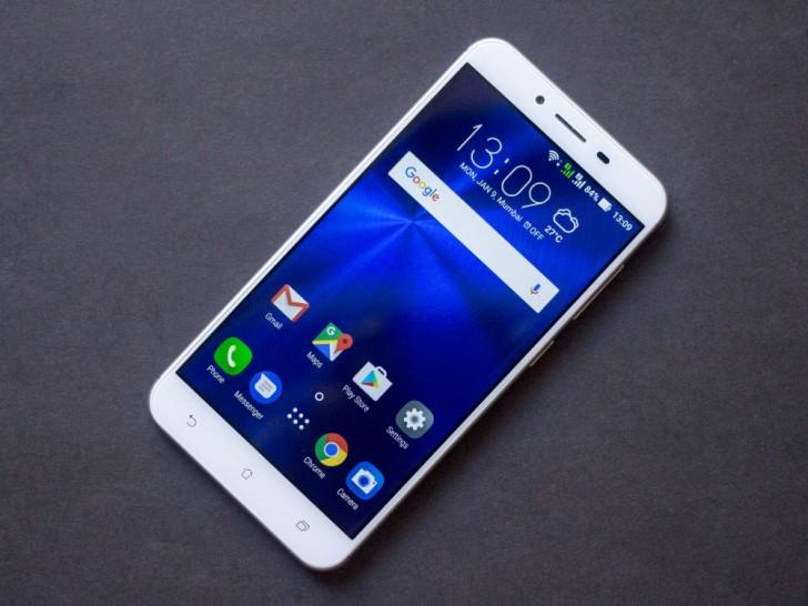 Zenfone 3 Max ZC553KL review