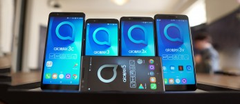 Alcatel at MWC 2018