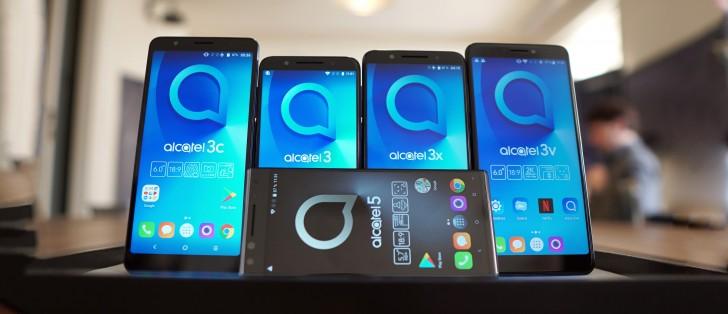 Alcatel at Mobile World Congress 2018