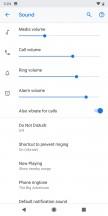 Ses ve titreşim ayarları - Android 9 Pasta incelemesi