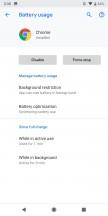 Pil kullanımı - Android 9 Pasta incelemesi