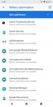 Pil optimizasyonu - Android 9 Pasta incelemesi