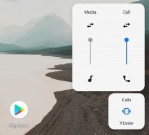 New volume controls - Android P hands-on review
