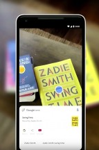 Google Lens - Android P hands-on review