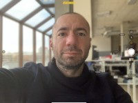 Camera app - Apple iPad Pro 12.9 (2018) review