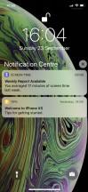 Lockscreen - Apple iPhone XS review