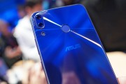 The back of the Zenfone 5 - Asus MWC 2018 review
