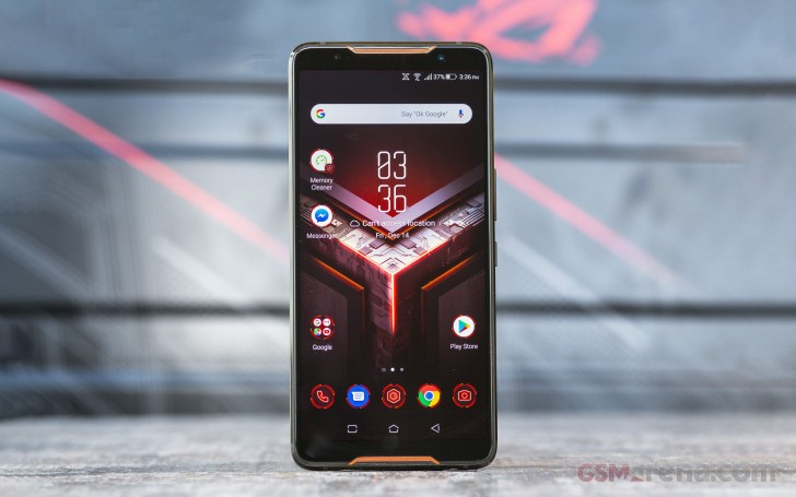 Asus Rog Phone Review Design Build Quality Controls Connectivity