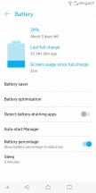ZenUI Settings - Asus Zenfone Max M1 & Lite L1 review