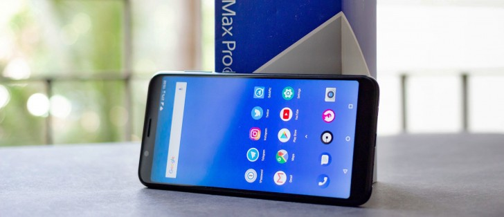 Asus Zenfone Max Pro M1 Hands On Review Gsmarena Com Tests