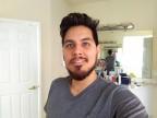 Selfie samples - f/2.0, ISO 250, 1/33s - Blackberry KEY2 review